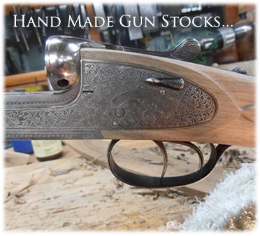 Gun Stocks made
